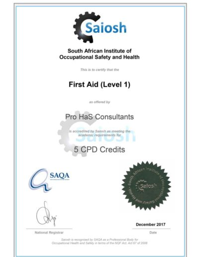 Pro-HaS-Consultants---First-Aid-(Level-1)