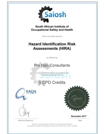 Pro-HaS-Consultants---Hazard-Identification-Risk-Assessments-(HIRA)